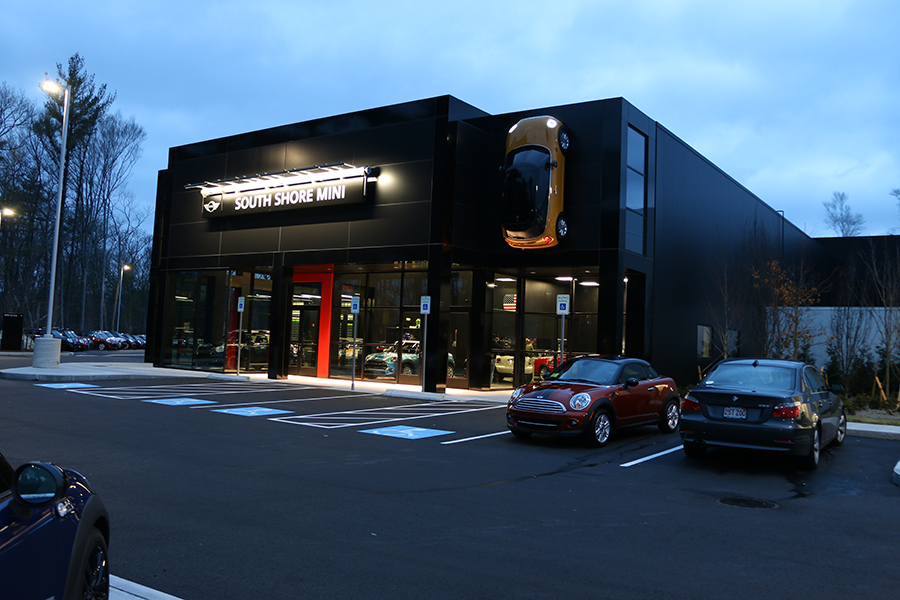 Integrated Builders Bmw Mini Dealerships Construction