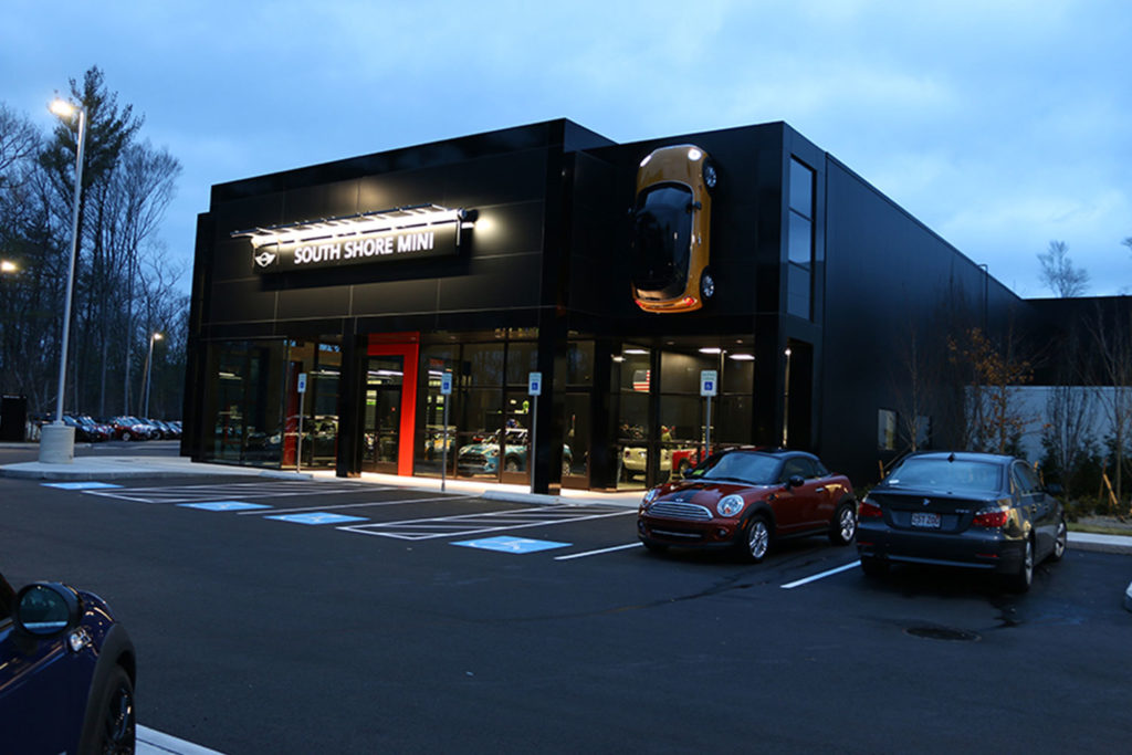 South Shore BMW >> South Shore BMW/MINI - Integrated Builders